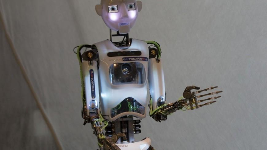 Роборука теперь может определять опасные вещества в воде