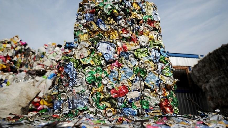 Как пластиковый мусор из Японии попадает в США и страны Южной Америки