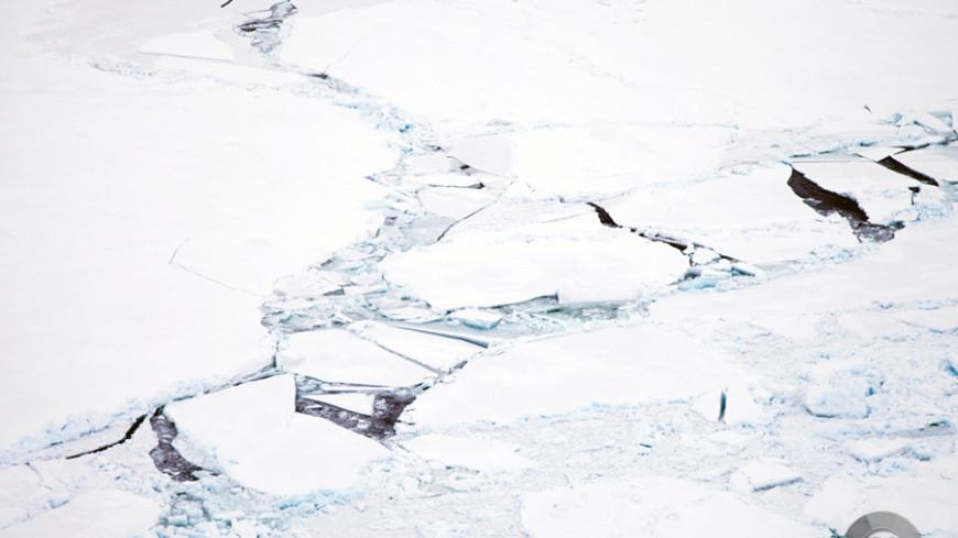 Падение астероида сделало Антарктиду безжизненной на миллион лет