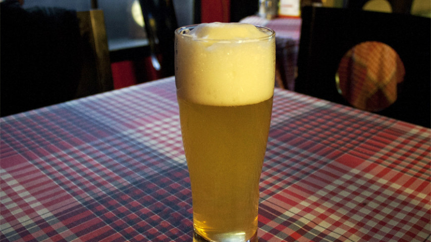 С витаминами и без похмелья: на Урале придумали пиво, полезное для здоровья