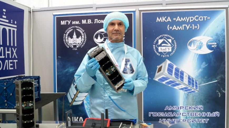 К юбилею ВДНХ в космос запустят спутник