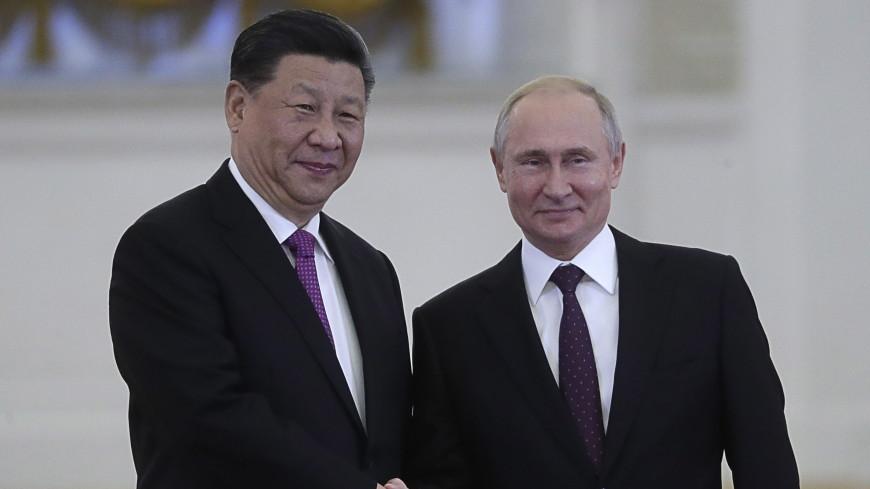 Си Цзиньпин назвал Путина лучшим другом