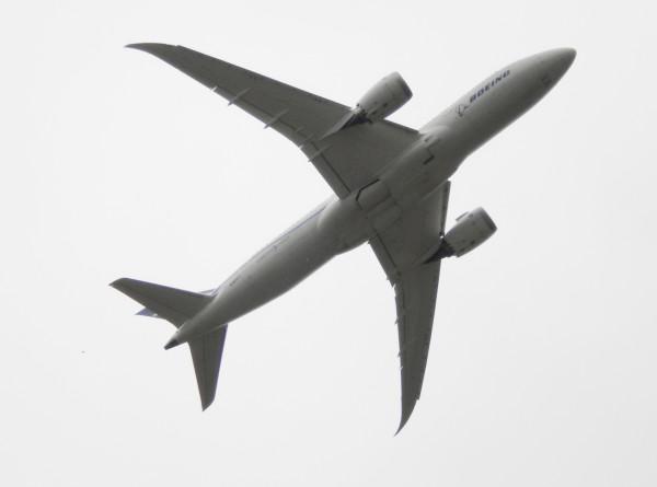 Boeing 787 совершил экстренную посадку из-за курящего пассажира