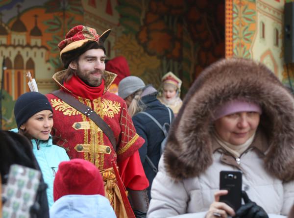 Фестиваль «Московская Масленица» стартовал в столице (ФОТО)