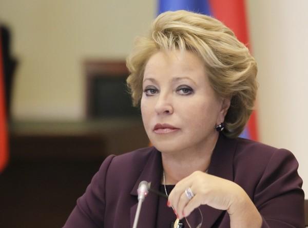 Матвиенко назвала Назарбаева мудрым политиком, который принимает взвешенные решения