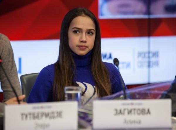 Загитова одержала победу на чемпионате мира в Японии, у Медведевой – бронза