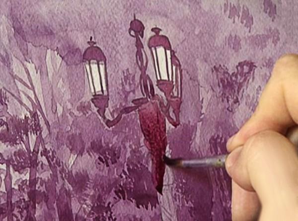 Несколько картин советских художников украли из галереи в центре Москвы