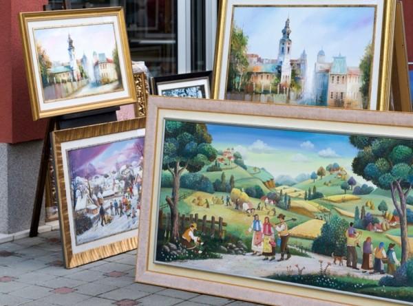 Коллекция картин арестованного миллиардера-ювелира уйдет с молотка в Индии