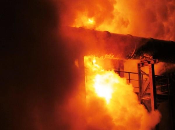 После взрыва на химзаводе в Китае эвакуировали около четырех тысяч человек