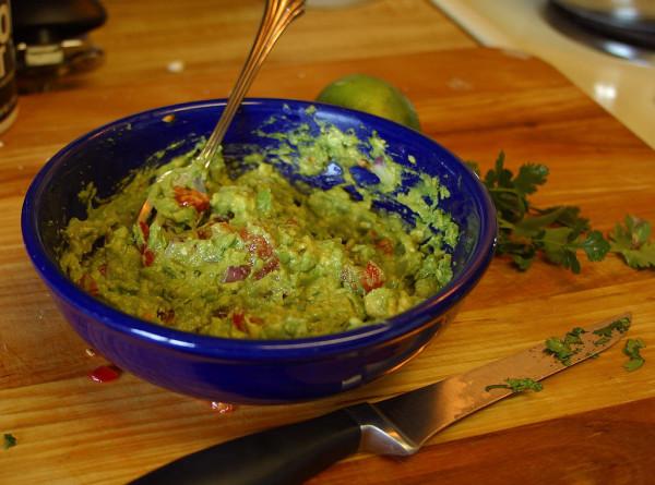 Ацтеки рекомендуют: соус гуакамоле – вкусно и очень полезно