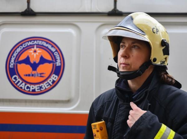 Будни женщин из поисково-спасательного отряда «СпасРезерв»
