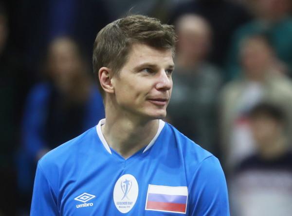 Футболист Андрей Аршавин стал послом ЧЕ 2020 года