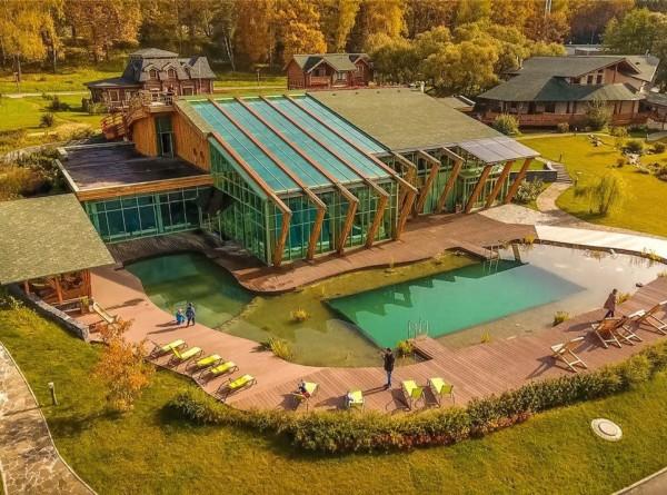 Загородный подмосковный отель Welna Eco Spa приглашает на отдых