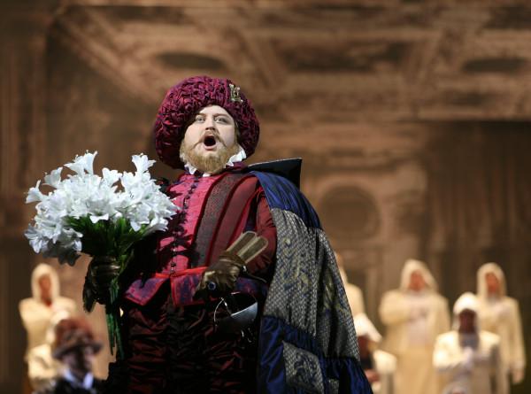 В Москве скончался оперный певец Сергей Балашов