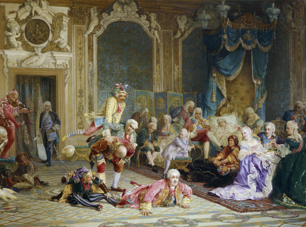 Эпоха дворцовых переворотов: родовитая знать vs новая Россия