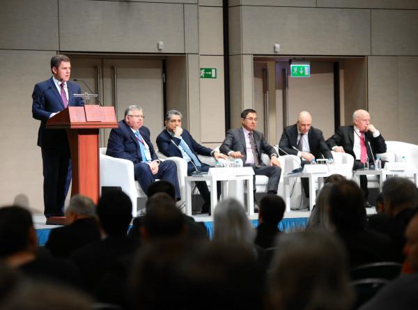 Будущее за «цифрой»: международный экономический форум СНГ проходит в Москве