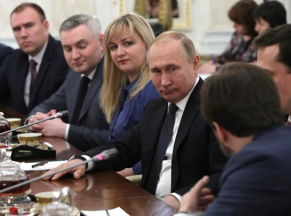 Путин заявил о приоритете увеличения количества рабочих мест на Северном Кавказе