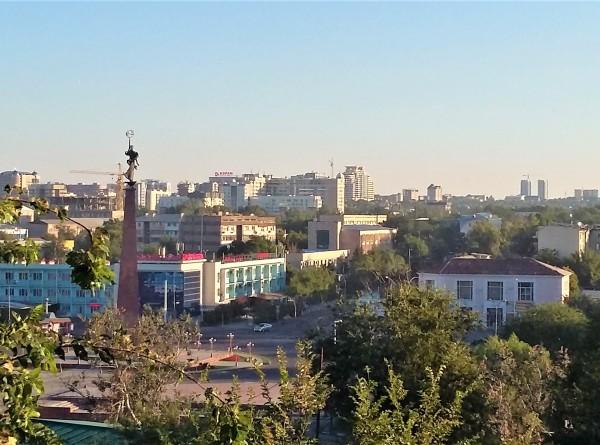 Проспект казахстанского Шымкента переименовали в честь Назарбаева