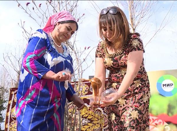 Сумалак – символ единения: сотрудники «МИРа» в Душанбе приготовили главное блюдо Навруза