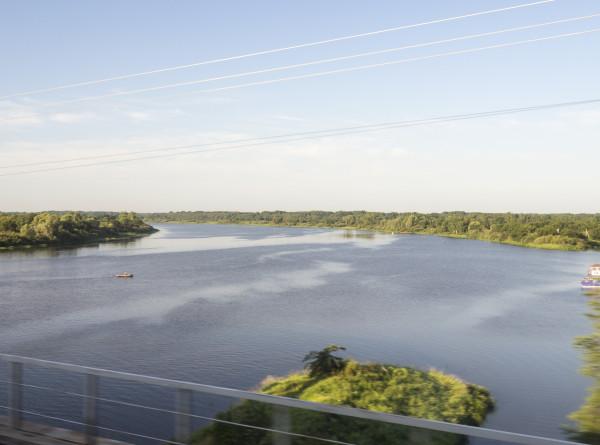 Восстановлен облик древнейшего моста через Волхов