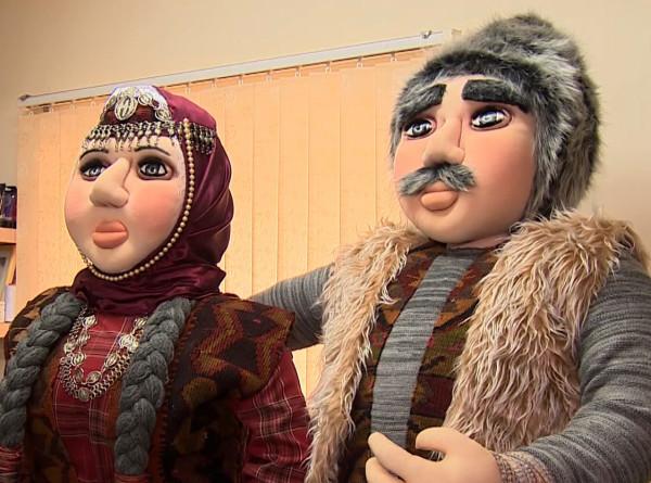 В них колорит и доброта народа: куклы армянской мастерицы покоряют мир