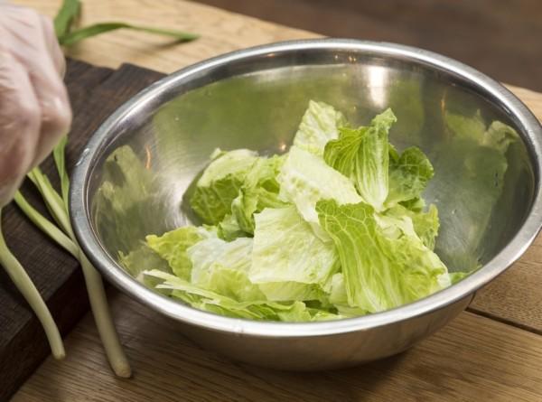 Листовые салаты сохранят мышцы в тонусе до глубокой старости