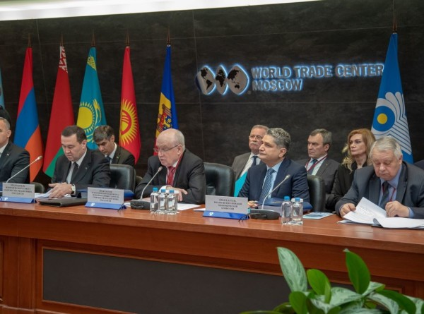 В Москве прошло 81-е заседание Экономического совета СНГ