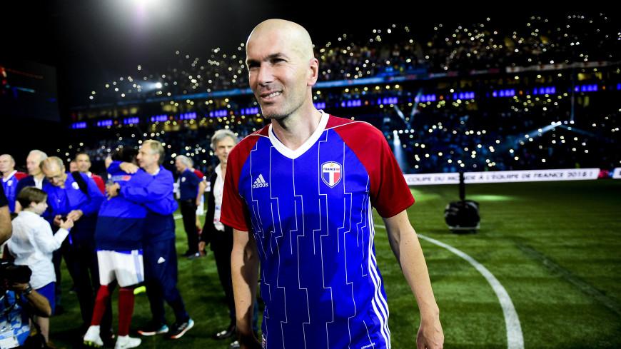 Зидан рассматривает возможность вернуться в «Реал»