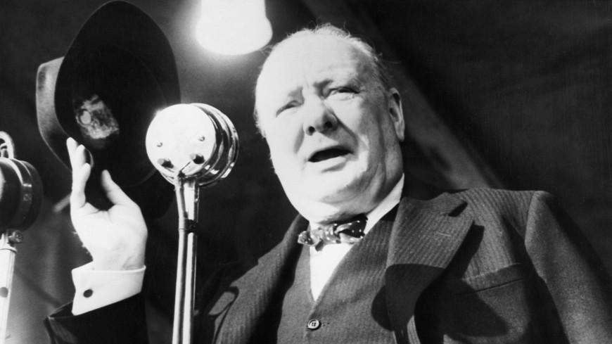 На свалке в Британии нашли портсигар, цилиндр и сигару Черчилля