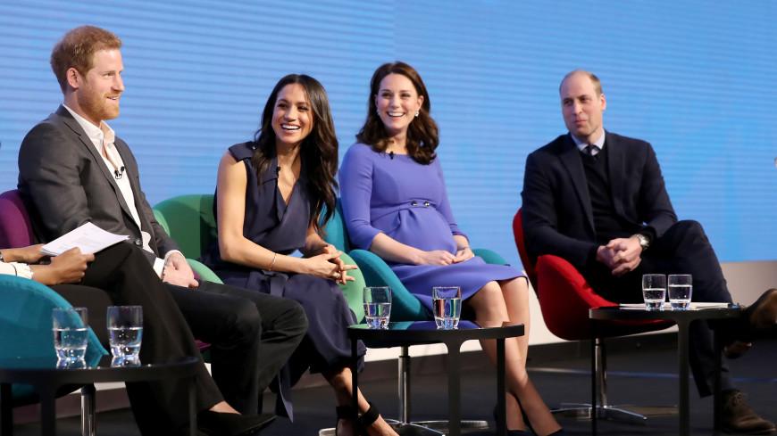 Британская королевская семья разработала правила для своих подписчиков в соцсетях
