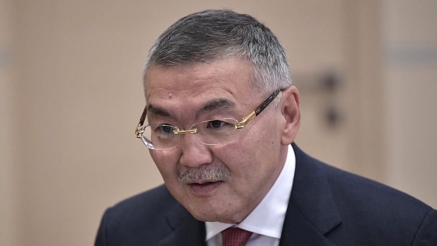 Глава Калмыкии Алексей Орлов подал в отставку, врио назначен Бату Хасиков