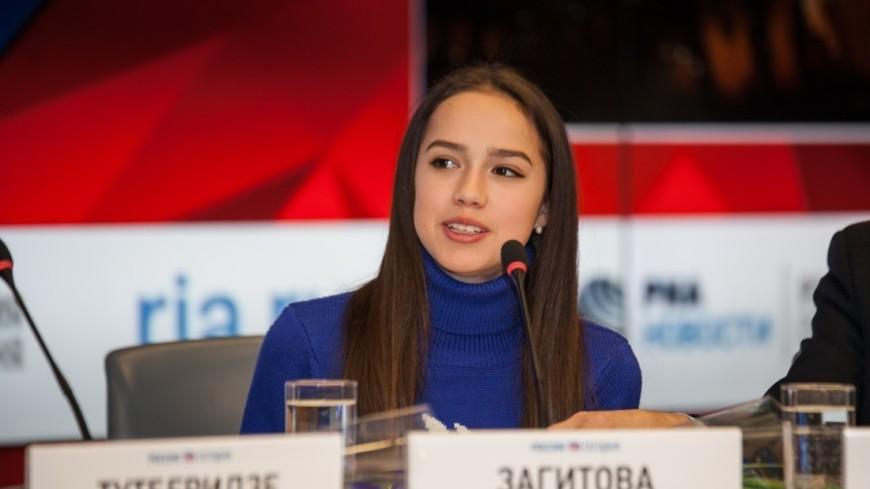 Делает сальхов: Загитова рассказала о тренировке своей собаки