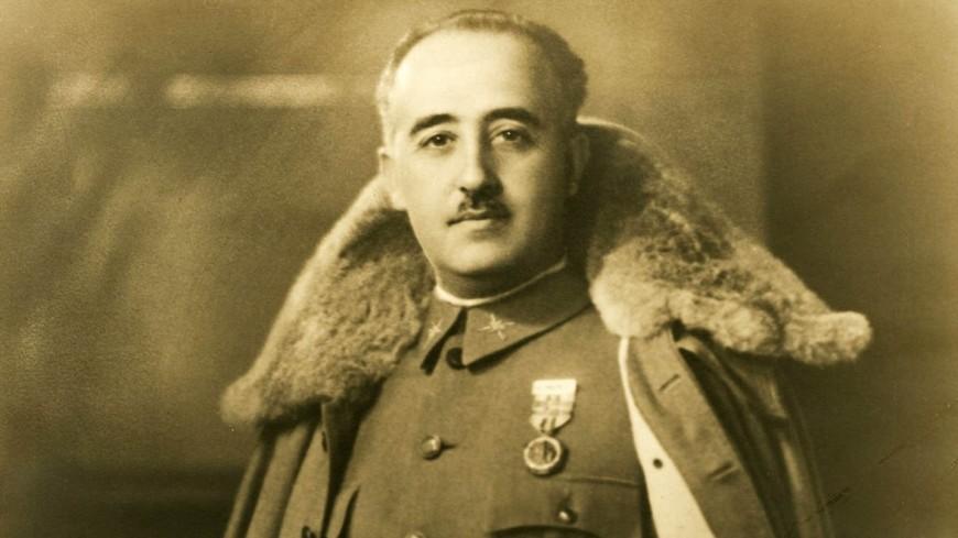 Останки испанского диктатора Франсиско Франко эксгумируют 10 июня