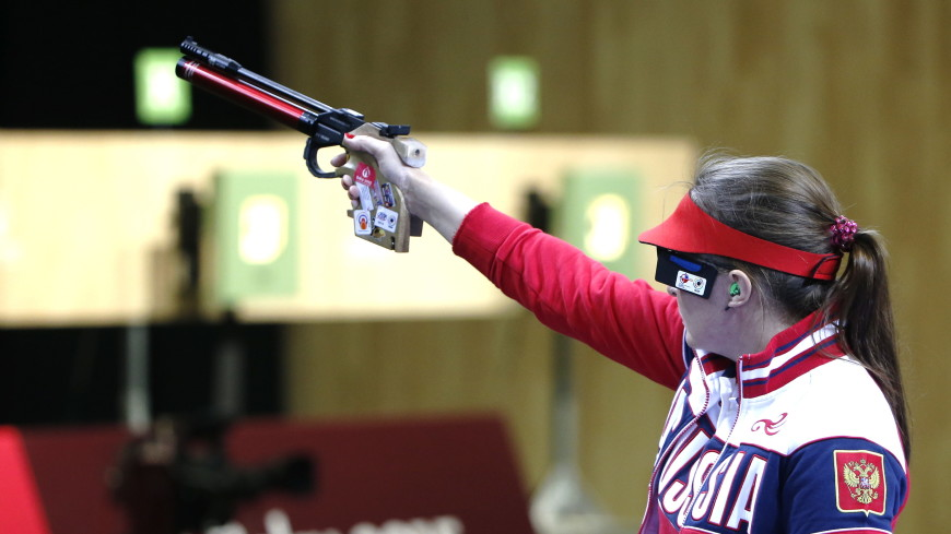 Женская сборная России по стрельбе завоевала бронзу ЧЕ