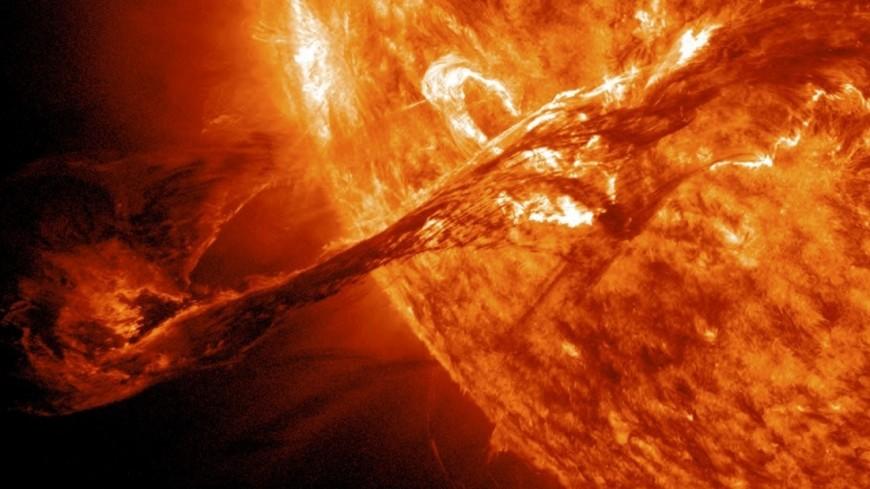 Найдены следы самой мощной в истории солнечной бури