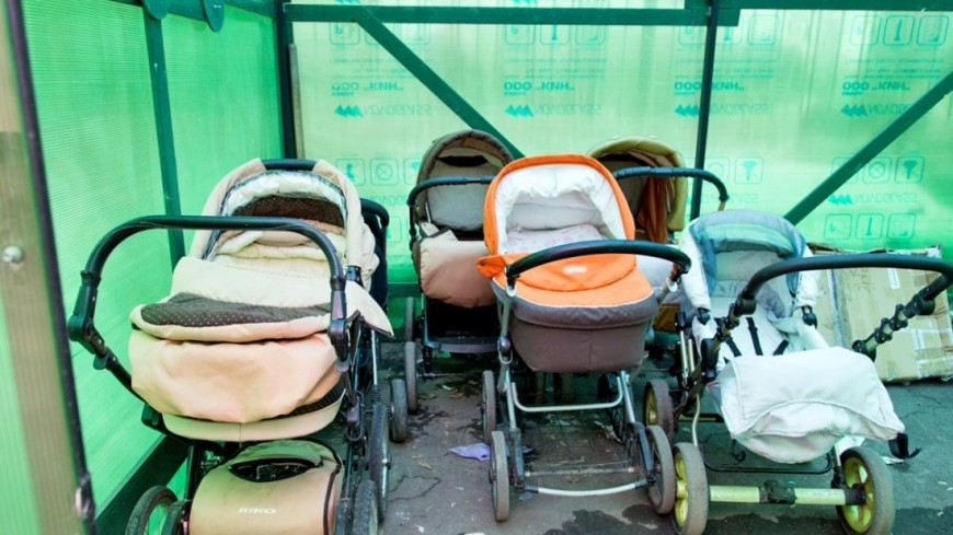 """Фото: Максим Кулачков (МТРК «Мир») """"«Мир 24»"""":http://mir24.tv/, дом для мамы, коляска"""