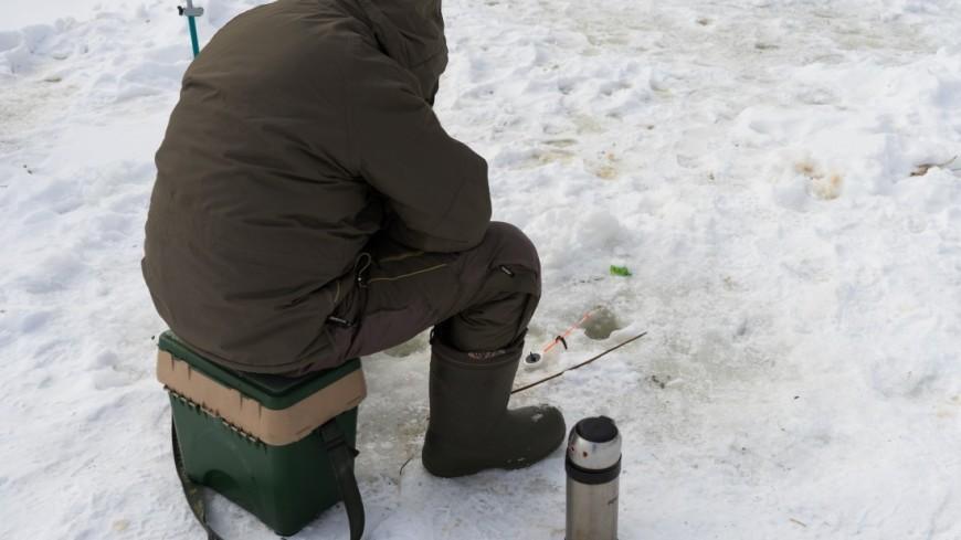 Зимняя рыбалка. Подледная рыбалка