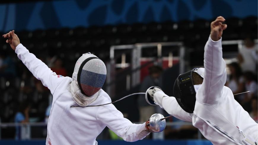 Российский шпажист Бида взял золото на этапе Кубка мира в Буэнос-Айресе