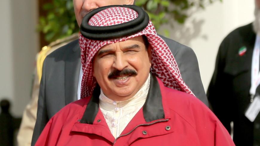 Король Бахрейна прибыл в Туркменистан с государственным визитом