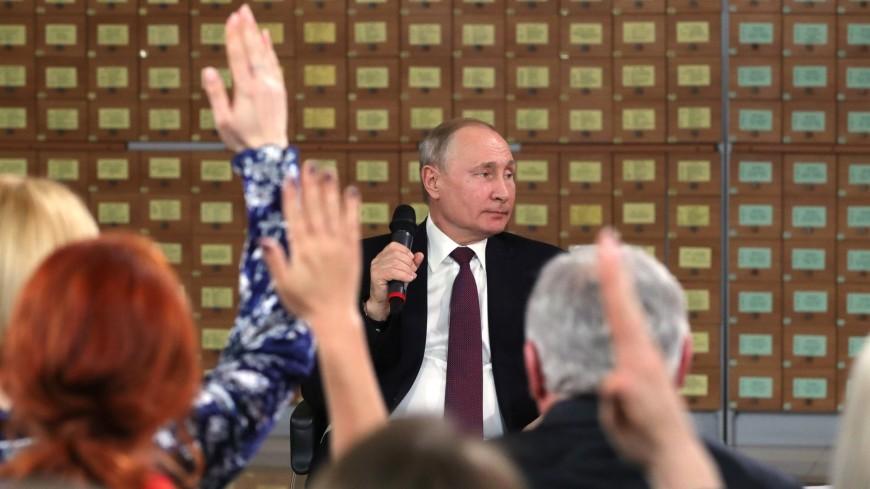Путин поддержал виноделов и объяснил, почему продукты в Крыму дороже
