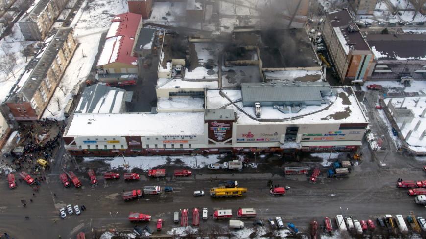 Дело о пожаре в «Зимней вишне»: суд продлил арест экс-главе Госстройнадзора