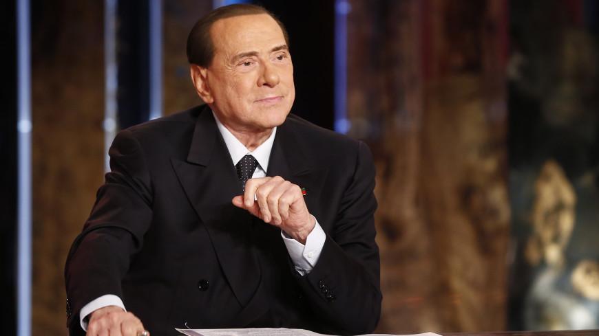 Сильвио Берлускони перенес операцию на кишечнике