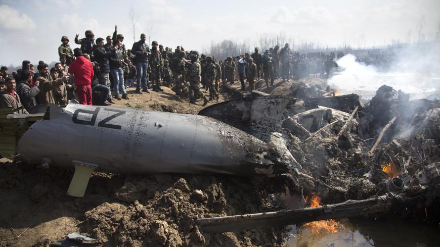 Пакистан освободил захваченного в плен индийского пилота