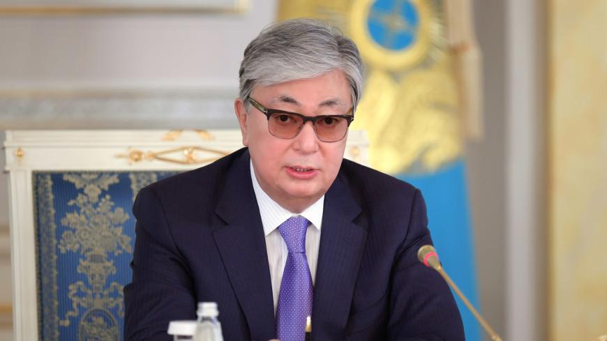 Токаев 3 апреля посетит с официальным визитом Россию