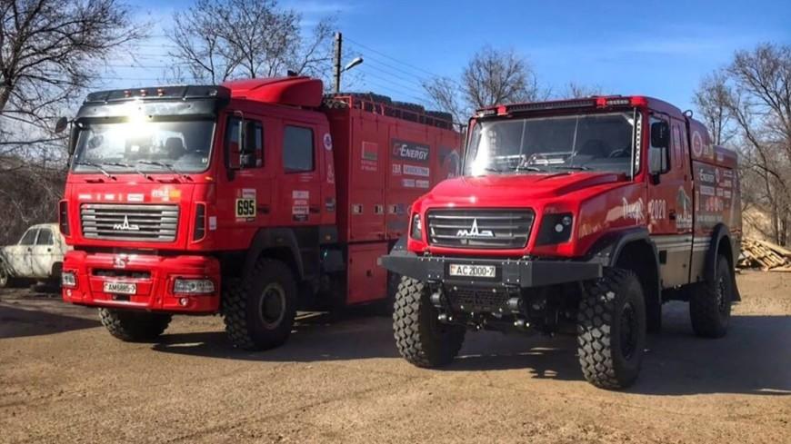 В России приступили к испытаниям самого красивого грузовика МАЗ