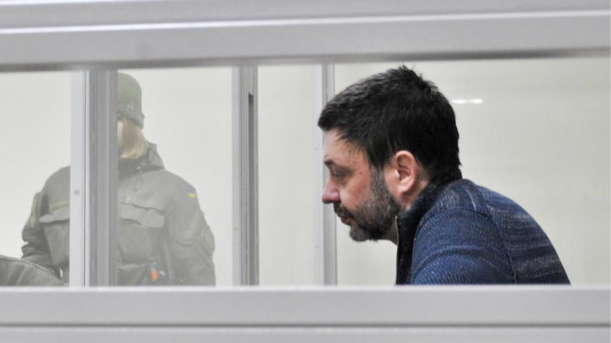 Без света и матраса: Вышинского перевели в киевское СИЗО