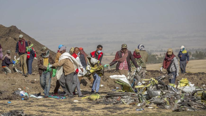 Франция передала Эфиопии данные «черного ящика» погибшего Boeing