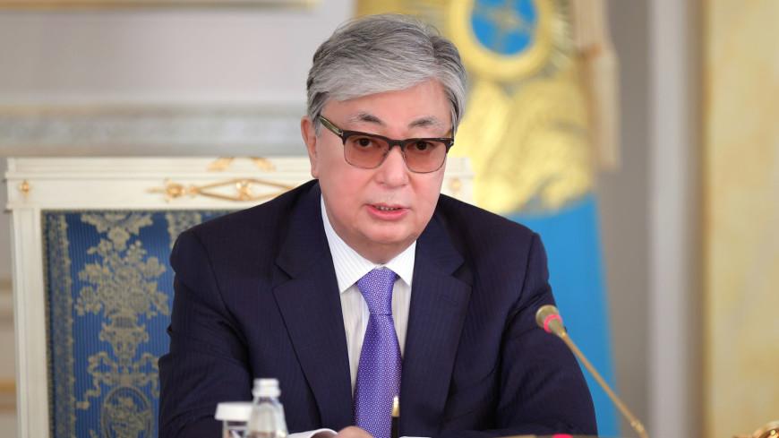 Токаев поздравил глав государств СНГ с Днем Победы