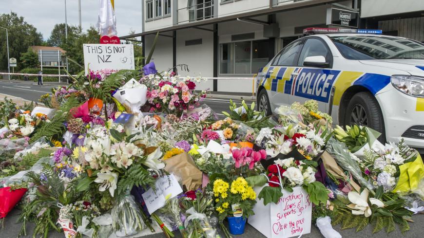 Стрелок в Крайстчерче планировал продолжить атаку после бойни в мечетях