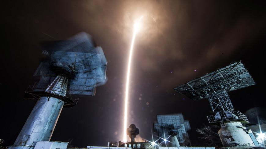 Запуск корабля «Союз МС-12» прошел успешно